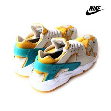 画像2: 海外限定 -【NIKE】AIR HUARACHE RUN PA / YELLOW (2)