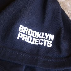 画像4: 【BROOKLYN PROJECTS】ACHILLES BLACK TEE / MADE IN USA (4)
