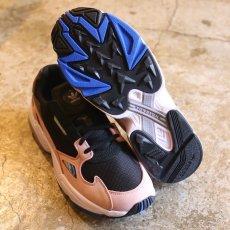 画像2: 【adidas】FALCON W SNEAKER / BLACK×PINK (2)