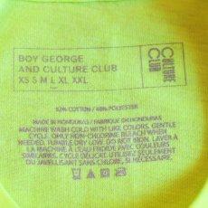 """画像6: """"CULTURE CLUB"""" ROCK TEE / Mens L (6)"""