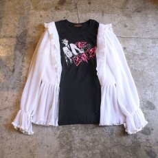 "画像1: 【Wiz&Witch】""UNITED"" ROCK TEE / OS (1)"
