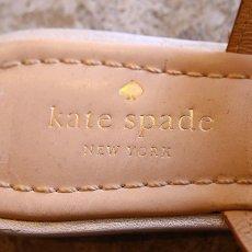 画像6: 【KATE SPADE】DESIGN UPPER SANDAL / 24cm (6)