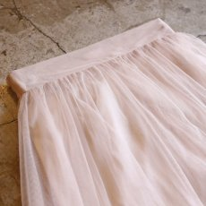 画像2: DESIGN TULLE SKIRT / W26~ (2)