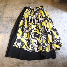 "画像2: 【Wiz&Witch】""UNITED"" VINTAGE LAYERED SKIRT / W26~W31 (2)"