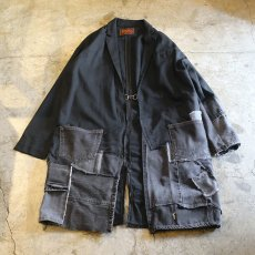 "画像1: 【Wiz&Witch】""HOOK UP"" SHOP COAT / OS (1)"