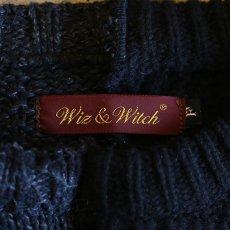 """画像6: 【Wiz&Witch】""""UNITED"""" SPORTY KNIT  / OS (6)"""