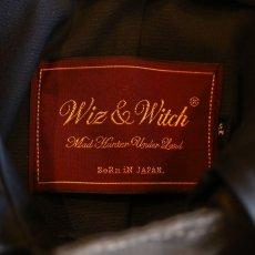 "画像6: 【Wiz&Witch】""WEIRD"" FIREMAN SINGLE COAT / OS (6)"