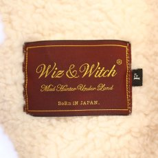 "画像6: 20%OFF!!【Wiz&Witch】""THE U.K"" FAUX MOUTON BUFFALO COAT (6)"