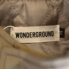 画像6: 20%OFF!!【WONDERGROUND】ZIGZAG QUILTING LGT JACKET / BEIGE (6)
