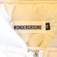 画像6: 20%OFF!!【WONDERGROUND】QUILTING JACKET / WHITE (6)