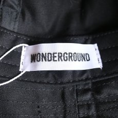 画像5: 20%OFF!!【WONDERGROUND】CAMP CITY HAT (5)