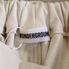 画像6: 【WONDERGROUND】PARLOR PANTS / MILK (6)