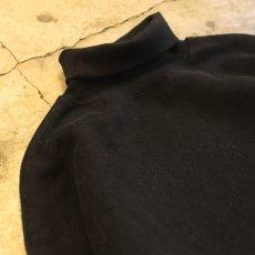 画像3: 【WONDERGROUND】PARLOR SWEAT / BLACK COFFEE (3)