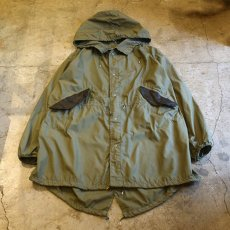 "画像1: 【Wiz&Witch】""DIRTY BEAUTIFUL"" FISHTAIL ARMY COAT / OS (1)"