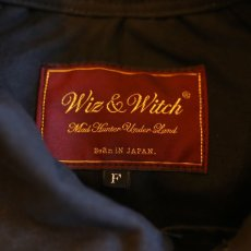 画像8: 【Wiz&Witch】VINTAGE FRENCH MILITARY 2TONE SHORT JACKET / OS (8)