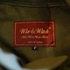 画像11: 【Wiz&Witch】VINTAGE FRENCH MILITARY 2TONE SHORT JACKET / OS (11)