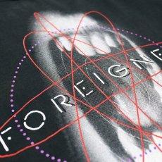 """画像3: 90's """"FOREIGNER"""" WORLD TOUR TEE / Mens XL / MADE IN USA (3)"""