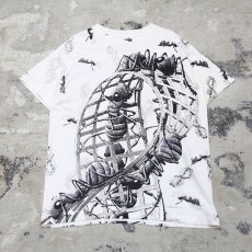 "画像1: 90's OLD Maurits Escher ""Moebius Strip"" ART TEE / Mens XL / MADE IN USA (1)"