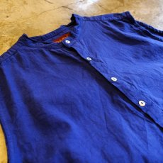 "画像3: 【Wiz&Witch】""GYPSY"" EURO HENLEY N/S SHIRT / NAVY / Ladies L (3)"
