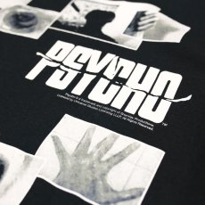"画像4: 90's~ OLD ""PSYCHO"" PRINTED TEE / Mens M  (4)"
