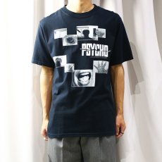 "画像7: 90's~ OLD ""PSYCHO"" PRINTED TEE / Mens M  (7)"