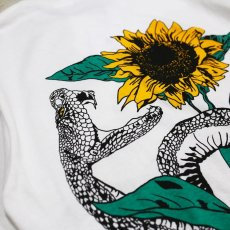 画像4: 【JESUS AND JOHN】SUNFLOWER T-SHIRTS / M&L (4)