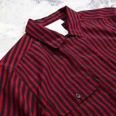 画像3: STRIPE PATTERN S/S SHIRT / Mens M (3)