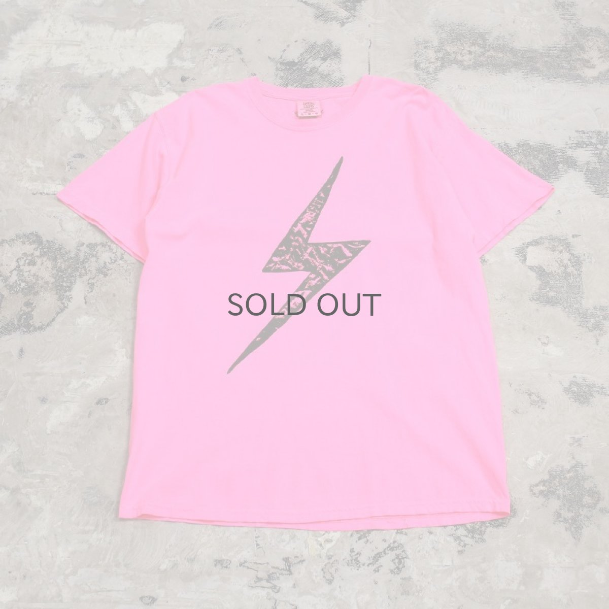 画像1: 【JESUS AND JOHN】INAZUMA T-SHIRTS / PINK (1)