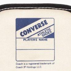 画像5: 【CONVERSE ADDICT】- COACH CANVAS HI / BLACK (5)