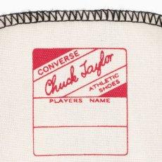 画像5: 【CONVERSE ADDICT】 - CHUCK TAYLOR® NH HI / BLACK (5)