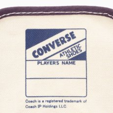画像5: 【CONVERSE ADDICT】- COACH CANVAS HI / PURPLE (5)