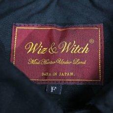 """画像9: 【Wiz&Witch】""""UNITED"""" MILITARY 2TONE SHORT JACKET / OS (9)"""