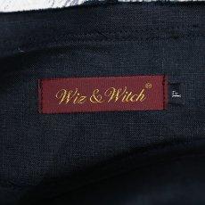 """画像9: 【Wiz&Witch】""""L/S Muslinen""""  / OS / BLACK (9)"""