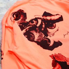 画像9: 【JESUS AND JOHN】CHAOS L/S T-SHIRTS / ORANGE (9)