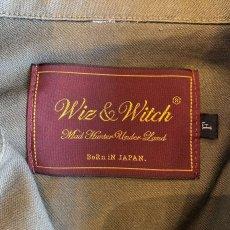 """画像8: 【Wiz&Witch】""""MOCO"""" FRANCE F-2 JACKET / OS (8)"""