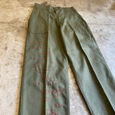 "画像4: 【Wiz&Witch】""MOCO"" MILITARY PANTS / W28 (4)"