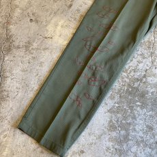 "画像5: 【Wiz&Witch】""MOCO"" MILITARY PANTS / W28 (5)"