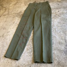 "画像3: 【Wiz&Witch】""MOCO"" MILITARY PANTS / W28 (3)"