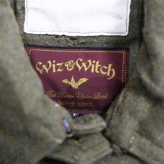 画像9: 【Wiz&Witch】FUR POCKET VINTAGE MILITARY WOOL JACKET / OS (9)