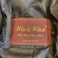 "画像10: 【Wiz&Witch】""UNITED"" RIDERS TRENCH COAT / OS (10)"