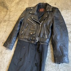 "画像3: 【Wiz&Witch】""UNITED"" RIDERS TRENCH COAT / OS (3)"