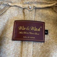 """画像9: 【Wiz&Witch】""""HOOK UP"""" OLD WOOL LINER COAT / OS (9)"""