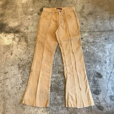 画像1: 【Wiz&Witch】FLARE CUT CORDUROY PANTS / W27 (1)