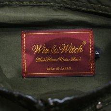 """画像8: 【Wiz&Witch】""""UNITED"""" MILITARY MIX JACKET / OS (8)"""