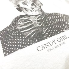 "画像5: 【JESUS AND JOHN】CANDY GIRL ""CINDY"" T-SHIRTS / M&L (5)"