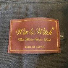 "画像9: 【Wiz&Witch】""MARINE ZIP JACKET"" / OS (9)"