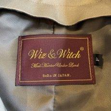 """画像9: 【Wiz&Witch】""""THE U.K"""" SHORT TRENCH JACKET / OS (9)"""