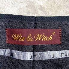 "画像8: 【Wiz&Witch】""THE U.K"" SIDE STUDS SLACKS PANTS / W31 (8)"