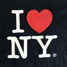 """画像8: """"I LOVE NY"""" LOGO PRINTED S/S TEE / Ladies L (8)"""