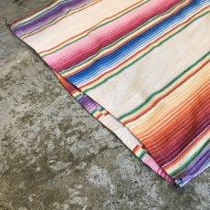 画像4: COLOR MEXICAN HENRY NECK TOPS / Ladies M(S) (4)